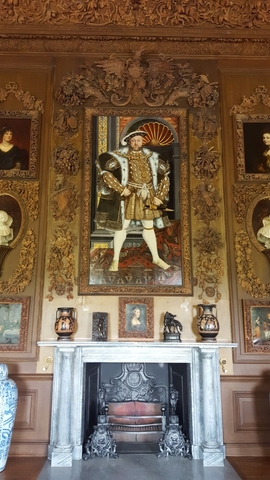Henry VIII at Petworth 11